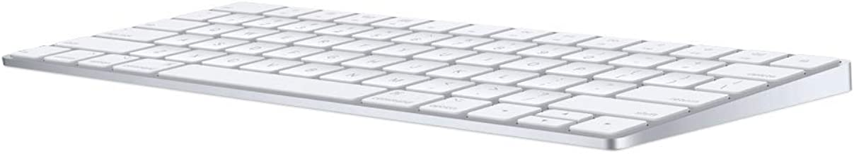 Apple Magic Keyboard (Wireless, Rechargable) (US English) - Silver