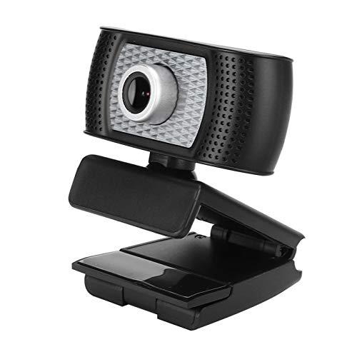 Shipenophy Cámara Universal 720P portátil Multifuncional de la Clase en línea del Webcam USB2.0 con el micrófono