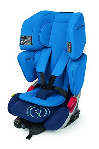 Concord VARI0993 Vario XT-5 Kindersitz Gruppe 1 2 3, von 9 bis 36 kg, Isofix und Top Tether, blau