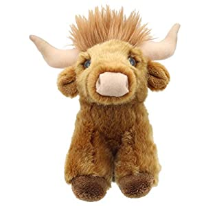 Wilberry Mini Vaca (Highland) Peluche