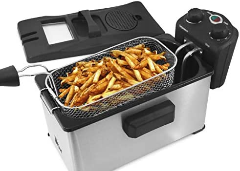 Top 10 Best french fry cooker Reviews