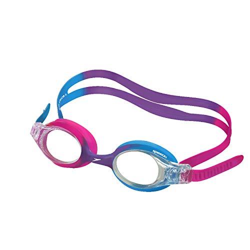 Oculos Quick Jr Ii Speedo Único Mescla Rosa Cristal