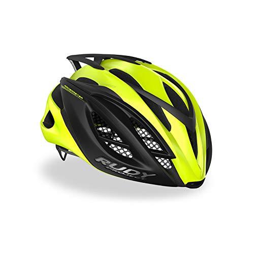 RUDY PROJECT Casco Racemaster Yellow Fluo - Taglia S-M