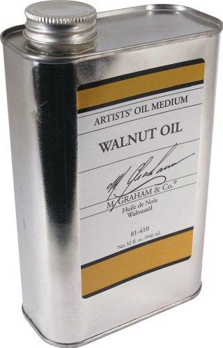 M. Graham 32-Ounce Walnut Oil Medium (81-410)