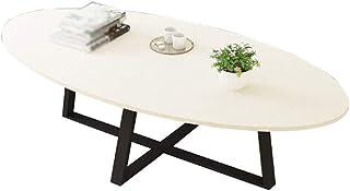 コーヒーテーブル サイドテーブル テーブルソリッドウッドリビングルームコーヒーテーブルモダンなシンプルな多機能サイドテーブル/オフィスのコンピューターデスク、6色オプションA ++、ホワイト