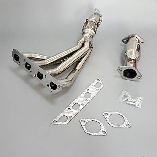 Exhaust Manifold Header+Pipe For Mini Cooper Base S R53 1.6L