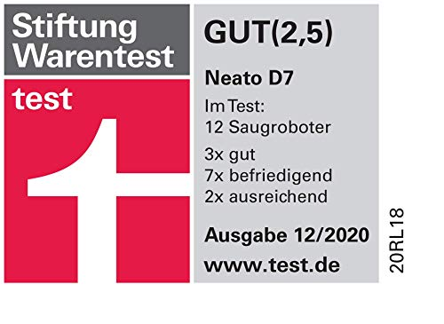 Neato Robotics D7 Saugroboter - 10