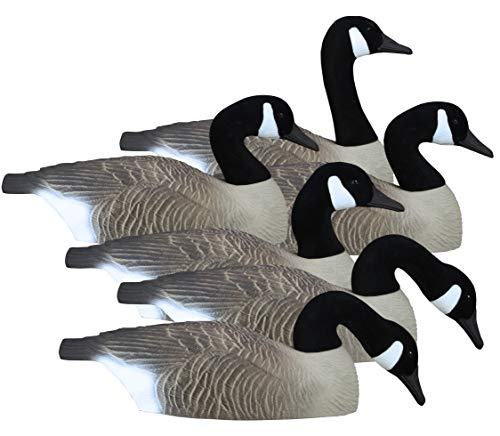 Higdon Outdoors Full-Size Half Shell Hunting Decoys, Canada