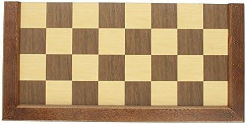 marcas de moda 17 Walnut Tournament Style Style Style Chess Set by CHH  nuevo sádico
