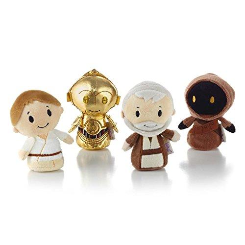 Hallmark itty bittys Star Wars Stuffed Animal Collector Set