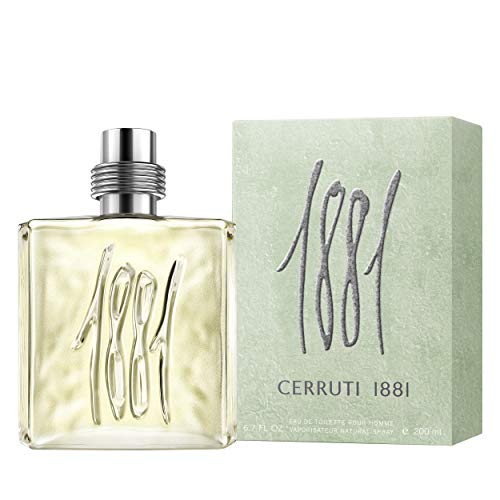 Cerruti 1881 Pour Homme homme/men, Eau de toilette Vaporisateur, 1er Pack (1 x 200ml)
