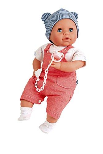 Schildkröt 7545724 Puppe Schnullerbaby Amy Malhaar