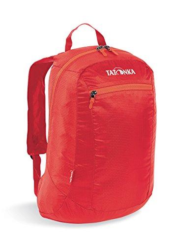 Tatonka Squeezy - faltbarer Rucksack mit Fronttasche - ultraleicht und aus reißfestem...