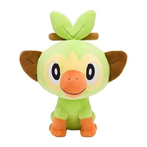 yuanchuang Juguete de Peluche Grookey Cartoon Figure Monkey