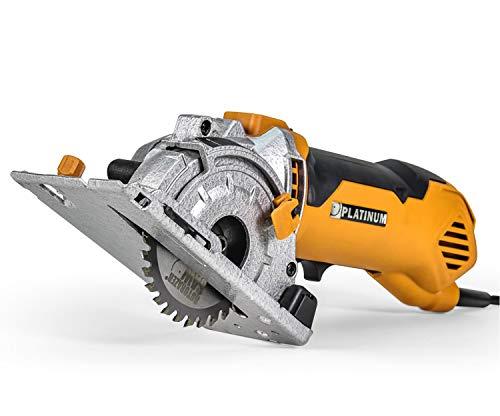 Rotorazer Platinum Circular Saw with 500 Watt Motor
