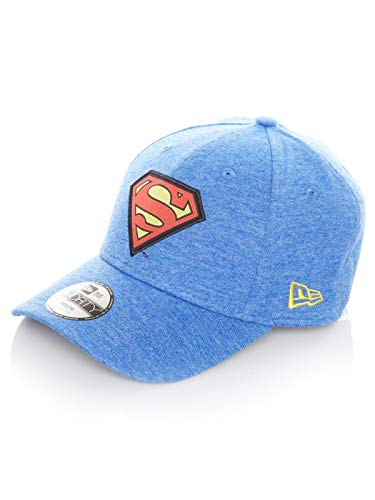 New Era Superman Dc Comics 9forty Adjustable Kids Character Jersey Blue - Youth