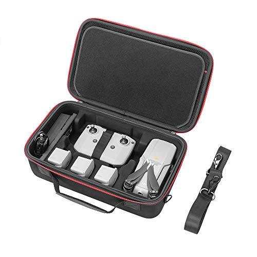 RLSOCO Custodia per DJI Mavic Air 2 Fly More Combo - Adatto agli Mavic Air 2 accessori: corpo Air 2, DJI Smart Controller o Air 2 controller, Batterie, Caricabatterie, Eliche