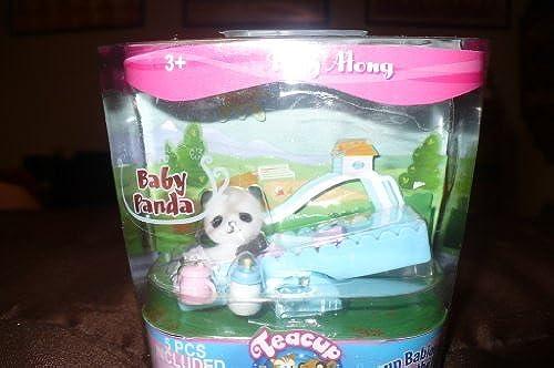 encuentra tu favorito aquí Teacup Families Popo the the the Baby Panda by Toy Teck Limited  directo de fábrica