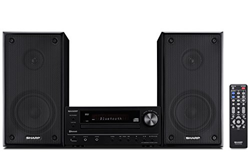 Sharp XLHF102B Hi Fi Component MicroSystem with Bluetooth