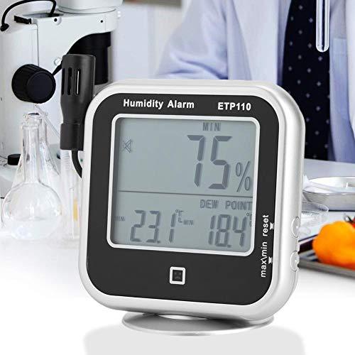 Pangding ETP110 Digitale dauwpuntsmeter voor vochttemperatuur in huis