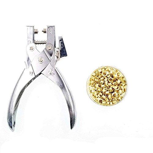 Ojales de hierro con ojales 10 mm sacabocados ojales prensa ojales herramienta alicates perforadora,