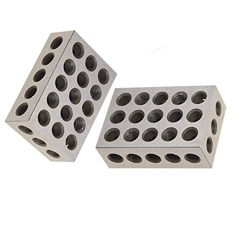 R HFS 4 pair 1//2 STEEL PARALLEL SET 10 PAIR PARALLELS .0002 HARDENED NEW