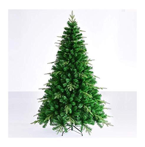 FTFTO Living Equipment Christmas Decoration 1.5m/1.8m/2.1m Encryption Christmas Tree Mixed Bare Tree Decoration (Size : 210cm)