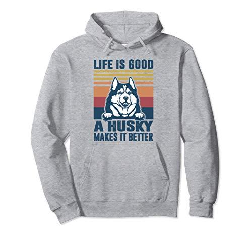 Regalos de Husky Siberiano para Mujeres Hombres Perro Husky