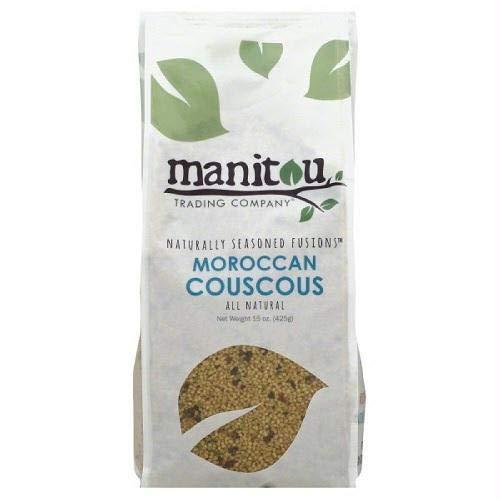 Manitou Sale Special Price Moroccan Couscous OZ 6x7.75 Genuine