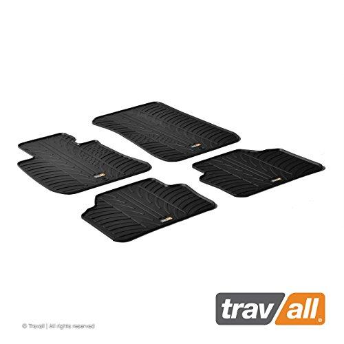 Travall Mats Gummifußmatten TRM1172 – Allwettermatten Nach Maß Fussmatten Set