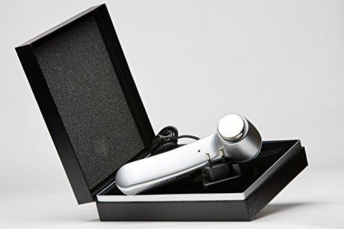 Beautylifter Ultraschallgerät Anti Aging ohne Chemie mit 3fach Effekt Massage, Tiefenwärmeeffekt und Reinigungseffekt