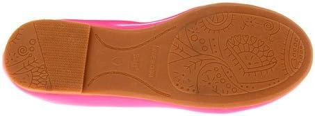 Ragg Kids Girls Pippa Pink Flats 2.5 Little Kid M