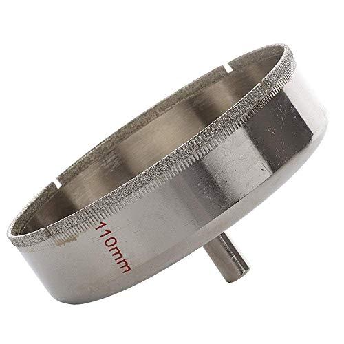 WY-YAN 110 mm Broca de diamante recubierto bits puestos Azulejos Mármol agujero de cristal de cerámica sierra taladro eléctrico Herramientas eléctricas Bits