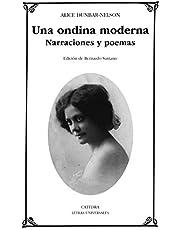 Una ondina moderna: Narraciones y poemas