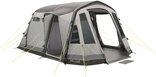 Outwell Nighthawk 4SA 4Person (S) Grey Group Tent–Camping Zelt (4Person (S), 4Person (S), Hard Frame, 6m, 10m, Group Tent)