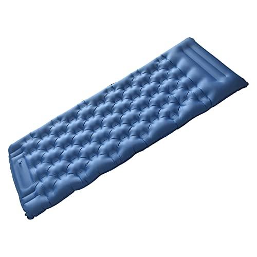 XXXD Almohadilla de dormir inflable ultraligera, para acampar, dormir, pícnic, colchoneta inflable ligera para acampar, colchoneta para dormir y aire
