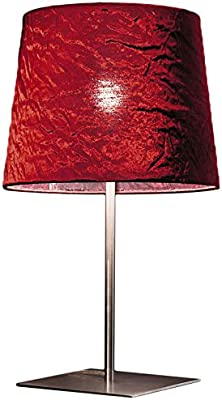 Morosini Silver Dress TA Table Lamp, 21.7 x 12.6