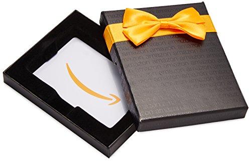 Amazonギフト券 ボックスタイプ - 金額指定可(クラシックブラック)