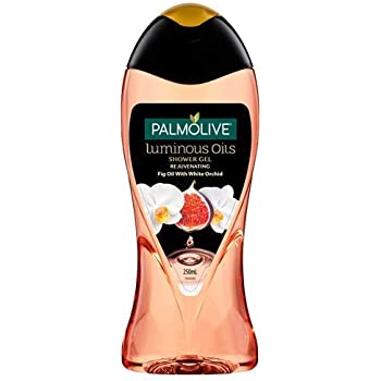Palmolive Body Wash Luminous Oils Rejuvenating Shower Gel - 250ml Bottle