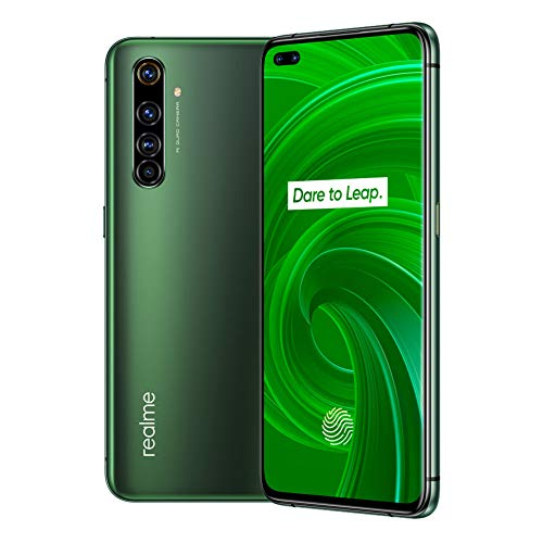"realme X50 Pro 5G smartphone Cellulari, 6,44"" Snapdragon 865 5G 64MP Quad Camera 65W NFC, Versione UE (Green/12+256G)"