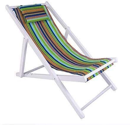 FTFTO Bureau Life Transats Chaise Longue Pliante extérieure en Bois Massif Chaise Longue Balcon extérieur 16 Styles (Couleur: G, Taille: 1)