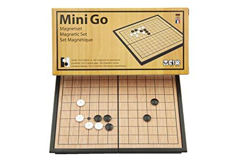 Hebsacker Verlag - Mini Go. 13x13-Magnetset