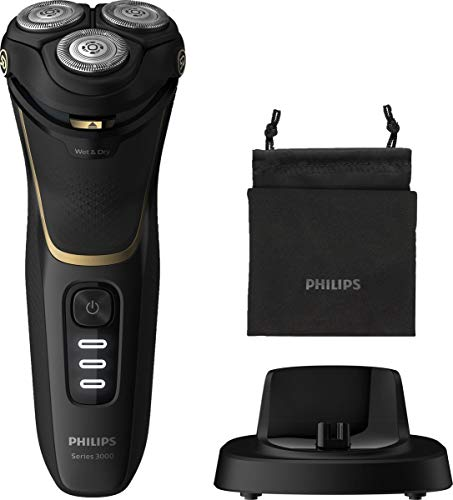 Philips Rasoir Series 3000 Noir