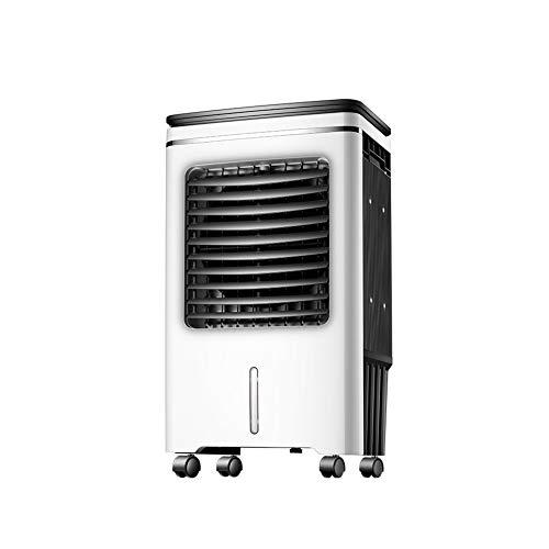 Aire Acondicionado Portátil Enfriador Móvil Ventilador De Enfriamiento Purificación Por Humidificación. 65W-ahorro De Energía Control Remoto Inteligente Ruedas Universales aires acondicionados móviles