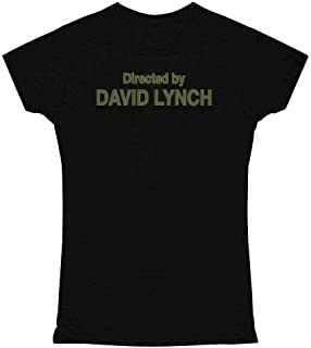 Directed by David Lynch Graphic Tee T Shirt for Women