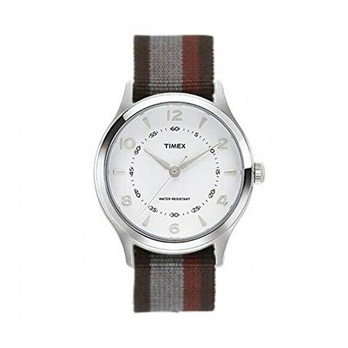 Timex Whitney Village TW2T97100LG - Reloj de pulsera de cuarzo para hombre