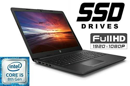 Notebook 250 G7 - Intel Core i5 - 16GB DDR4-RAM - 500GB SSD - Windows 10 Pro - 39cm (15.6