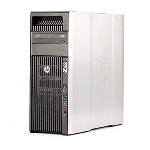 HP Z620 AutoCAD Workstation E5-1620v2 4 Cores 8 Threads 3.7Ghz 32GB 1TB SSD Quadro K600 Win 10 Pro (Renewed)