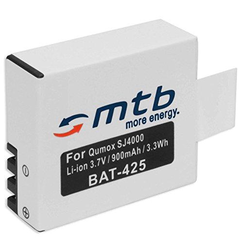 1x Batería para Qumox SJ4000, SJ5000, SJ6000 / SJCam M10 / BOOMYOURS. v. Lista!