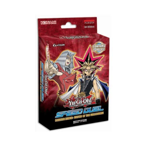 Yu-Gi-Oh! Speed Duel - Match Of The Millennium